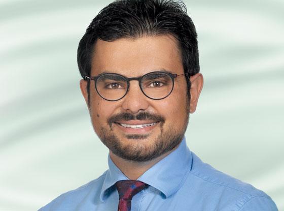 Welcome Dr. Emre Koca